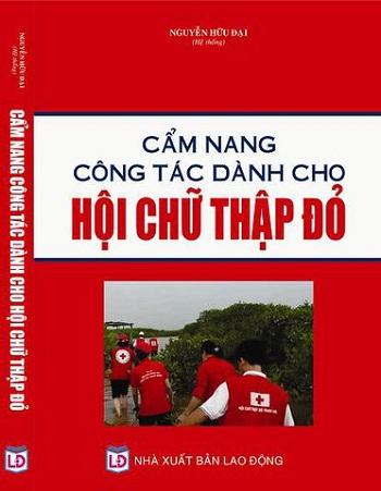 Sách Cẩm Nang Công Tác Dành Cho Hội Chữ Thập Đỏ