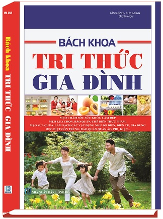 cuốn sách: Bách Khoa Tri Thức Gia Đình