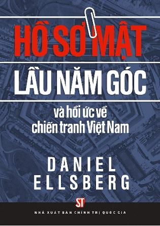 cuốn sách: Hồ sơ mật Lầu Năm Góc và hồi ức về chiến tranh Việt Nam