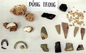 Di chỉ khảo cổ và chứng tích lịch sử văn hóa trên khu vực vịnh Hạ Long