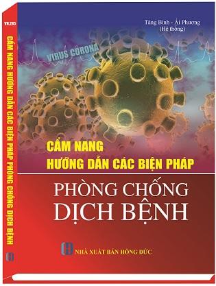 Sách Cẩm Nang Hướng Dẫn Các Biện Pháp Phòng Chống Dịch Bệnh