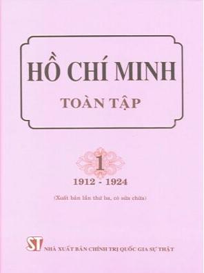 Sách Hồ Chí Minh toàn tập (Bộ 15 tập)