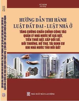 Sách Hướng Dẫn Thi Hành Luật Đất Đai, Luật Nhà Ở
