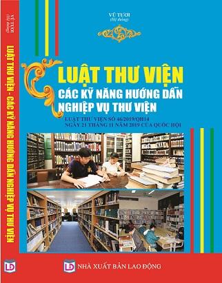 Sách Luật Thư Viện Các Kỹ Năng Hướng Dẫn Nghiệp Vụ Thư Viện