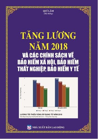 Sách Tăng Lương Năm 2018 Và Các Chính Sách Về Bảo Hiểm Xã Hội, Bảo Hiểm Thất Nghiệp, Bảo Hiểm Y Tế.